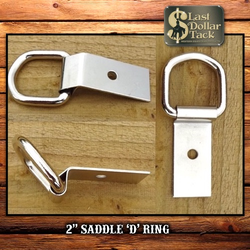 Stainless Steel Clip & D Ring