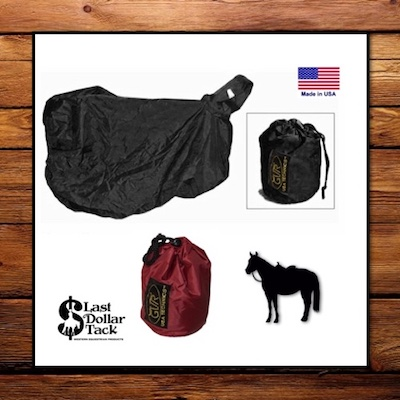 Western Saddle Protector Dust Cover