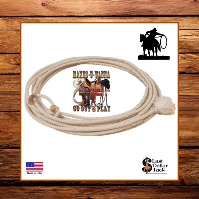 Lariat Professional 30ft Ranch Rope