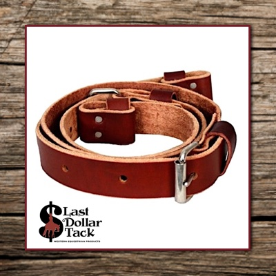 Flank Cinch Latigo Leather