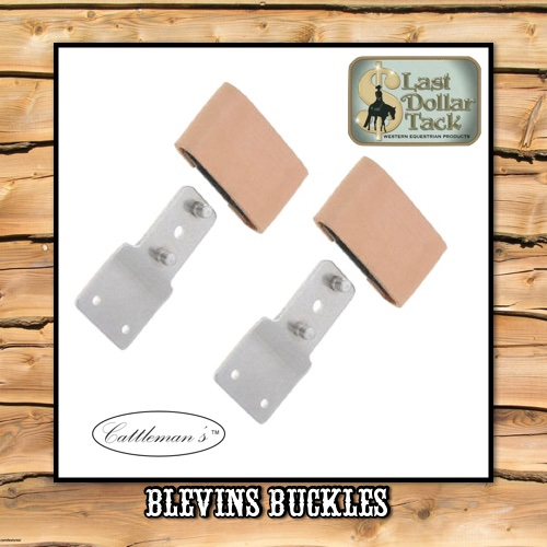 Blevins Replacement Buckle One Pair