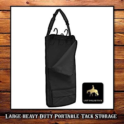 Heavy Duty Cordura Tack & Equipment Holder