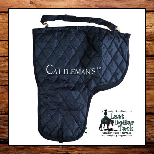 Cattleman's Deluxe Western Saddle Carrying Bag