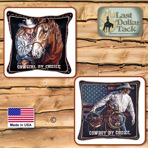 Cowboy Cushions Home Decor