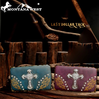 Cowgirl Western Purse in Traditional Western Design
