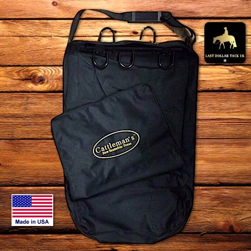 Cattleman's Heavy Duty Tack & Equipment Storage Bag