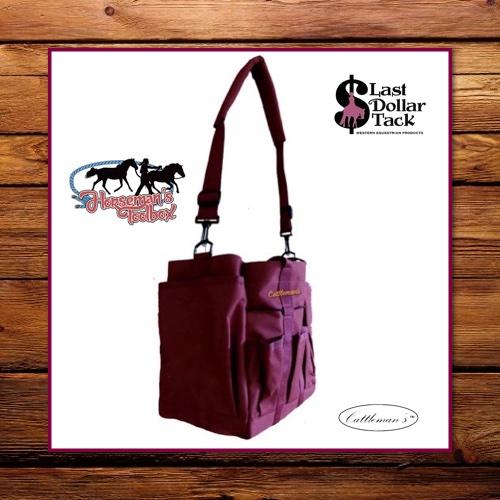 Cattleman's Grooming Caddy Bag