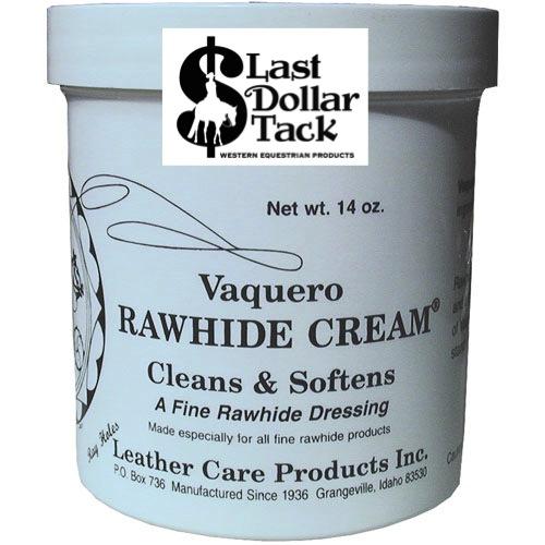Ray Voles Vaquero Rawhide Cream