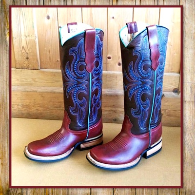 Bull's Eye Boots Handmade Soft Leather Italian Design