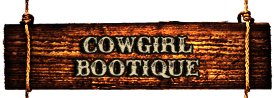 COWGIRL BOOTIQUE