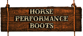 HORSE PERFORMANCE BOOTS