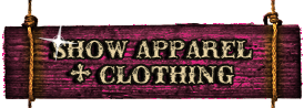 SHOW APPAREL  CLOTHING