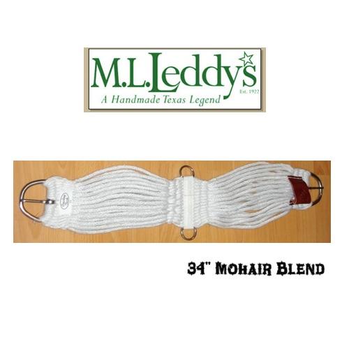 """Soft Mohair M L Leddy's Cinch Size 34"""""""